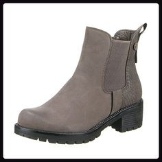 Sopily Schuhe Reitstiefel Stiefeletten Mode Damen W29EYIDH