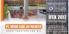 IFEX Jakarta Indonesia 2017 - BAMBOO