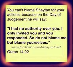 Quran 14:22