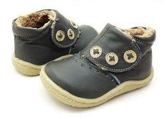 Livie & Luca London Grey Boot-LAST PAIR 11 - Livie and Luca - Brands
