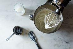 Yogurt Whipped Cream  recipe on Food52
