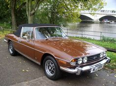 Triumph Stag MK2 (1978) - Horror stories not withstanding, I'd love a Triumph Stag.