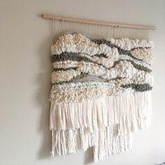 LISTADO NUEVO tejido pared colgante / por JessHotsonTextiles