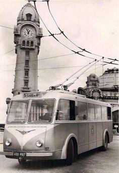 Limousin, Tramway, Saint Etienne, Limoges, Civil Aviation, France, Buses, Vintage Cars, Planes