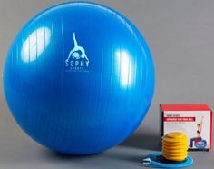 65 Cm. Exercise Ball Best Fitness Ball Can Be Used Yoga Pilates