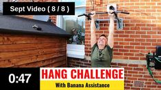 mrix`s Rotating Bar Hang Challenge - Sept 2019
