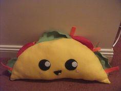 All kinds of cute! Taco softie.