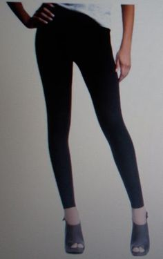 "Women's Footless Elastic Leggings- Black in Lady_Angel_Kollection's Garage Sale in tampa , FL for $5.00. Long leggings go perfect with nearly any outfit. Wear them under long tops, dresses, or as your substitute for jeans. Also great when engaging in sport activity. Provides Flexibility and Comfort. Size Measurements: Unstretch 25"" inches, Fully Stretch 37"" inches, Length 32"" inches.I can send this item via USPS or you can come pick it up in person.All items that I am selling on here are ..."
