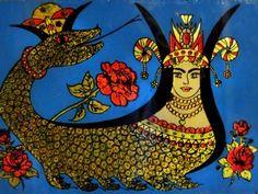 Echidna, Sacred Symbols, Turkish Art, Samara, Printmaking, Mystic, Comic Books, Textiles, Princess Zelda
