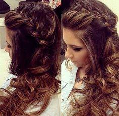 #hair #hairrstyle  Aktuelle Frisuren 2016 lange Haare - Frisuren Stil Haar