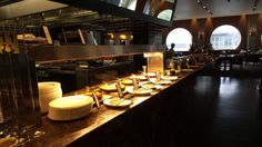 Buffet Breakfast at Salt Grill at the Hilton Surfers Paradise on the Gold Coast in Queensland, Australia Paradise Hotel, Breakfast Buffet, Queensland Australia, Surfers, Gold Coast, Family Travel, Salt, Blog, Home Decor