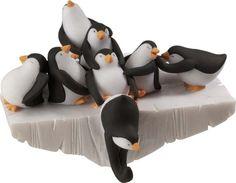 Penguin Stocking Holder