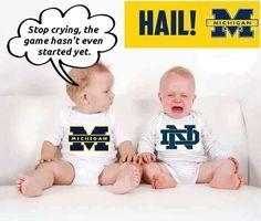 U of M rocks Michigan Game, Michigan Facts, Michigan Spartans, Michigan Go Blue, Michigan Wolverines Football, University Of Michigan, College Football Teams, Football Is Life, Football Memes