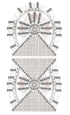 Diy Crafts - So what will be different, ladies, if you say how these knitting narratives will be. For example, when it is said to throw a loop, normal Crochet Table Runner Pattern, Crochet Placemats, Crochet Doily Patterns, Crochet Chart, Filet Crochet, Crochet Motif, Crochet Stitches, Crochet Freetress, Bruges Lace