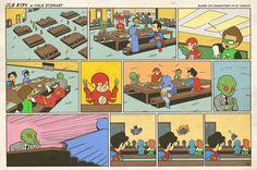 JL8: A Webcomic: Photo