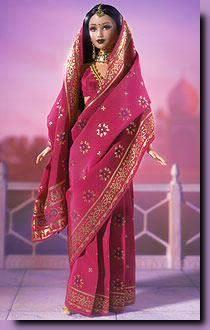 1999-Barbie Principessa Indiana