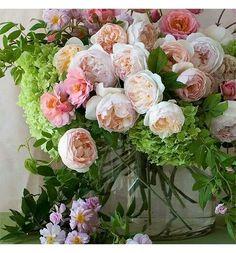 Arreglo flores vintage