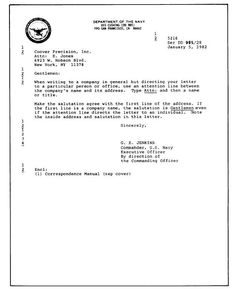 Business Letter  Complaint    Words Business Letter