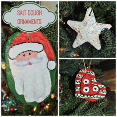 Making salt dough ornaments is super easy but loads of fun. You likely already have everything you need in your home. Follow these basic instructions to get you started. Hey Sugar Bee Craft Readers!! I'm Melissa from This Girl's Life BlogwhereI like to share bits ofmy favorite thingsDIY projects and crafts,some yummy recipes and the...Read More »