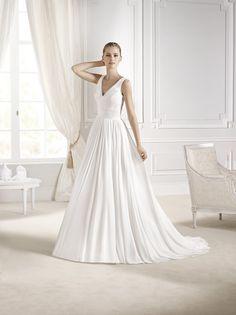 97d8fa6866 Brand new La Sposa 2015 Collection at Patsy s Bridal!  lasposa  wedding   patsysbridal