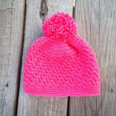 You Never Know by Andrea VanHooser Womack: Payton Pom-Pom Hat