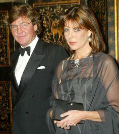 Caroline Louise Marguerite Prinzessin von Hannover, Herzogin zu Braunschweig und Lüneburg, Prinzessin von Monaco, geborene Caroline Louise Marguerite Grimaldi, geboren am 23. Januar 1957 in Monaco, und...