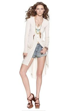 Pure Color Long Cardigans - $14.9 FREE SHIPPING