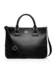 Gift for: Law School Graduate...Tory Burch, ROBINSON DOUBLE ZIP TOTE