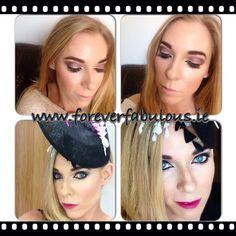 Recent makeup for a wedding