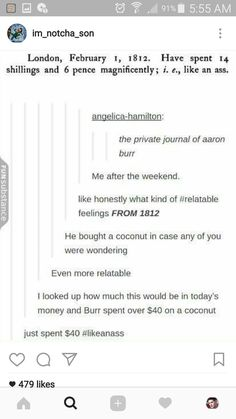 Read I am not your son from the story HAMILTON PICS AND MEMES by Squigglyarms (Squiggle lines) with reads. My Tumblr, Tumblr Funny, Tumblr Posts, Funny Memes, Hilarious, Funny Tweets, Funny Quotes, History Memes, History Facts