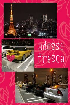 [adesso fresca]  こんにちは はなです  週末に首都高にて夜景ドライブへと行って参りました( ´ ` )🌉✨  夜景が好きということもあり月4回は高速でドライブしています😊  車好きが集まる辰巳PAではちょっとした夜景も見れて休憩や車好きの交流にはとってもオススメの場所です  東京の夜景はとても綺麗で眺めてるだけで癒されちゃいますよね😊  スカイツリーも大好きですが私は未だ東京タワー派です🗼✨  次回は大黒PAに行く予定です🎀 ポルシェ、フェラーリ、ランボルギーニの高級車が集うジャンクションで夜景と車をどちらも堪能できるので皆さんも是非行ってみてください😊✨