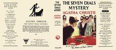 Seven Dials Mystery, The. Agatha Christie.