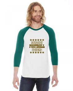 A bull terrier is my bff t shirt design 1 on our modern version of the traditional baseball raglan sleeve shirt. 3 4 Sleeve Shirt, T Shirt, Fantasy Football, Best Dad, Hoodies, Sweatshirts, Christmas Sweaters, Graphic Sweatshirt, Baseball