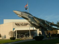 National Museum of Naval Aviation in Pensacola, FL. Blessed to be a part of this 5 days a week :)