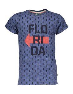 Koop T-shirt - Triangle Blue Online op www.brandkids.nl voor slechts € 17,97. Vind 73 andere Flo producten op www.brandkids.nl.