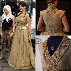 Sansa Stark aus Game of Thrones. #gameofthrones #diy #kostüm