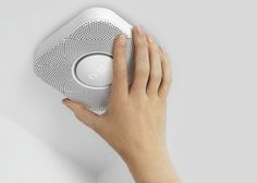 With the Nest Protect smoke alarm, avoid unnecessary panic, it will tell you where and what the danger is
