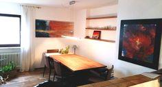 Frauke Nees — ART Conference Room, Flat Screen, Table, Painting, Furniture, Home Decor, Art, Painting Art, Blood Plasma