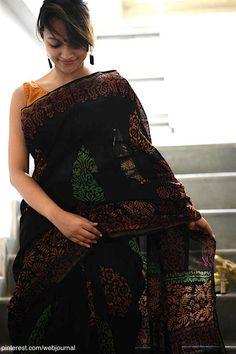 Cotton Chanderi by Suta