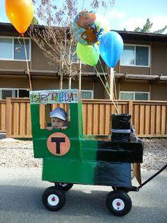 Dinosaur Train Birthday Party