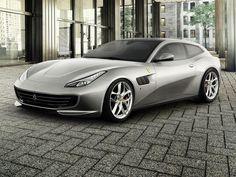 Ferrari GTC4Lusso T: Heißblütiger Viersitzer mit neuer V8-Power