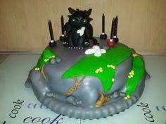 Ohnezahn Torte