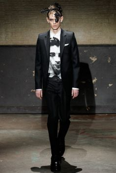 Alexander McQueen 2014 Fall/Winter Collection