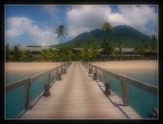 Four Seasons Resort Nevis. West Indies