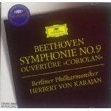Beethoven: Symphony No. 9 / Coriolan Overture (Audio CD)By Ludwig van Beethoven