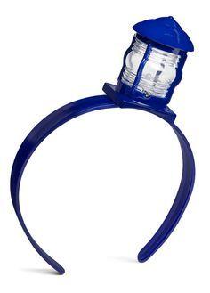 Doctor Who Tardis Light-Up Headband