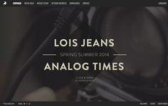 Lois Jeans is the legendary spanish jeans brand. Fashion, jeanswear, footwear, eyewear, underwear and accessories, trends for women, men and kids.