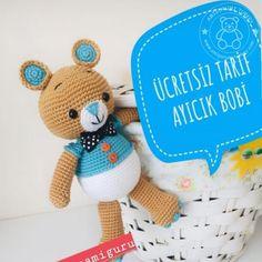 Amigurumi Türkiye-Tarif Listesi How To Apply Makeup, Teddy Bear, Toys, Pattern, Fun, Animals, Animales, Animaux, Model