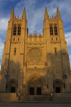 Cathedral of the Most Blessed Sacrament (1915) | Detroit MI | Traverse360 Architecture