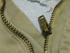 3 easy DIY repairs for broken zippers